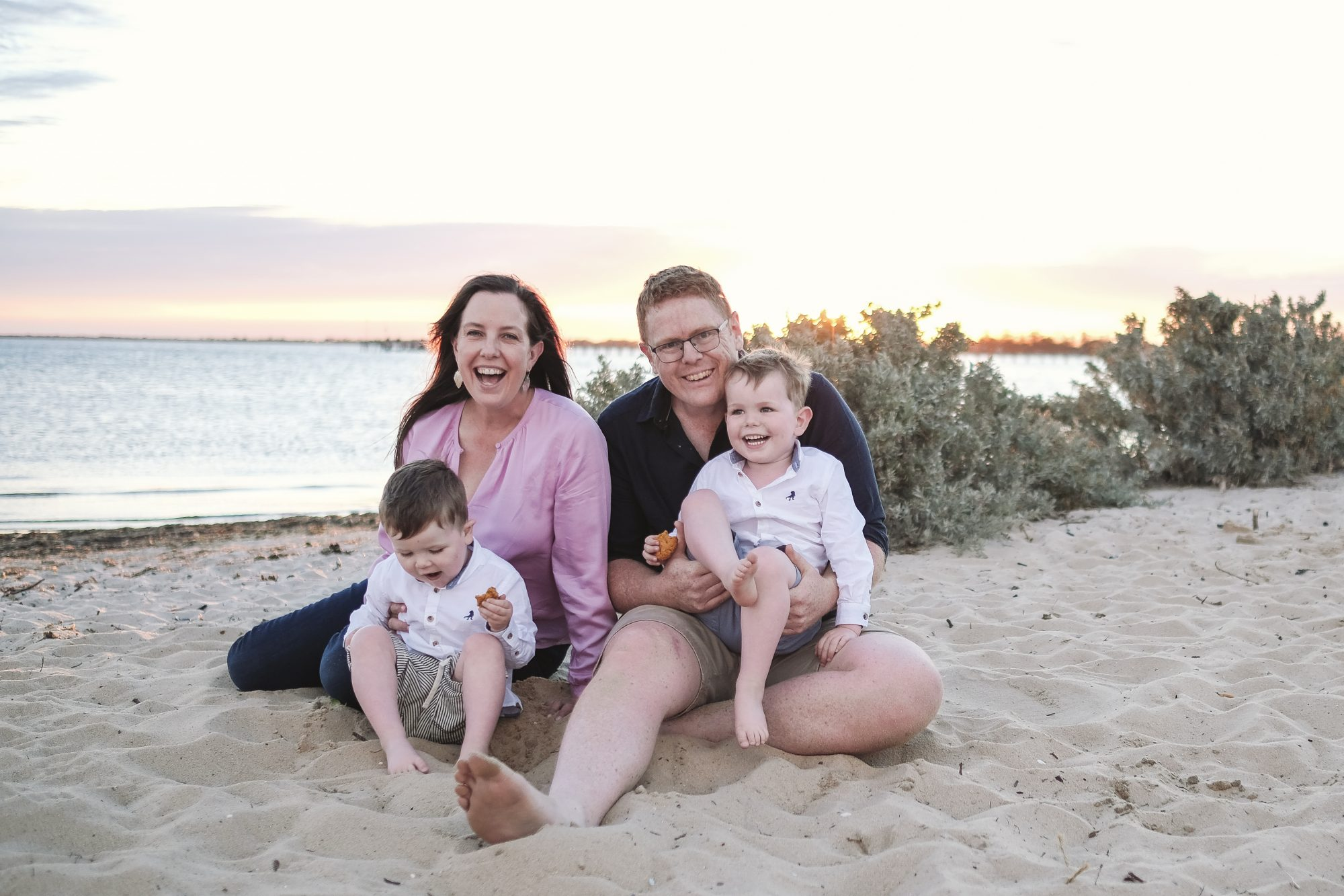 Family photographer Melbourne_Williamstown